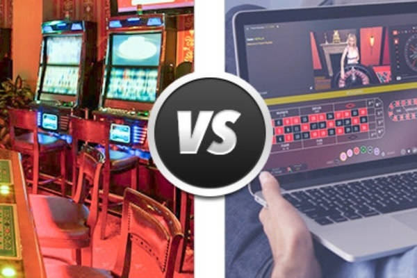 Online Casino Vs. Land-based Casino: Which is better?