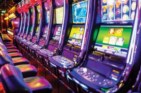 Choosing A Free Casino Slot Machine
