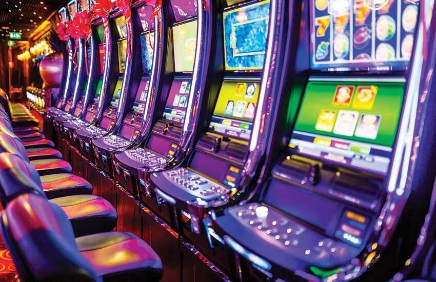 Choosing A Free Casino Slot Machine