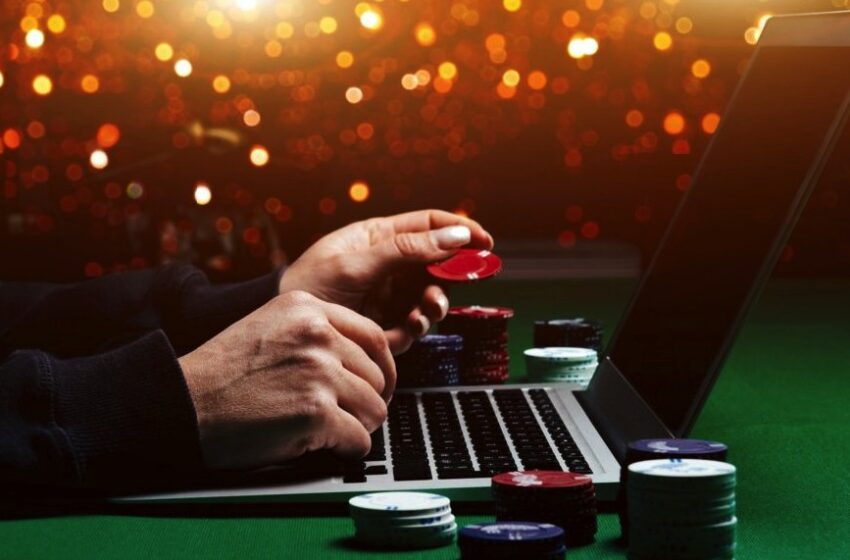 Why online casino betting is entertaining?