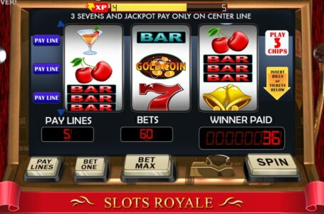 How to Win Real Money Playing Free Slot Machines